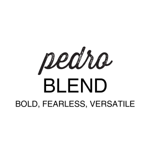 Pedro Blend Coffee Method logo