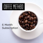 Coffee Method 6 months