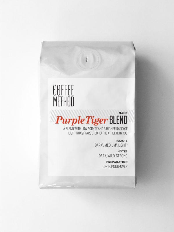 Purple Tiger Blend Coffee